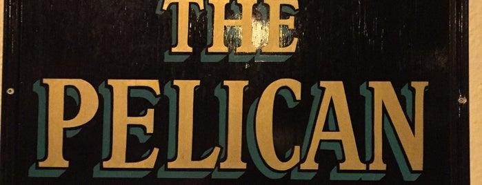 The Pelican is one of Tempat yang Disukai Tobias.