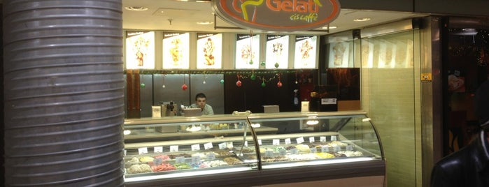 Gelati is one of Köln.