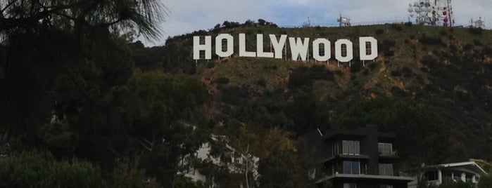 Hollywood Sign is one of World favourites.