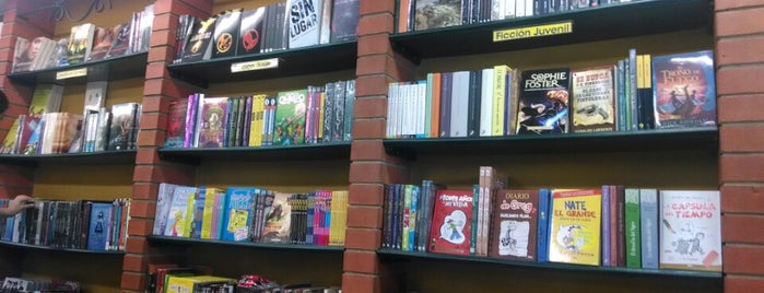 Libreria Abrapalabra is one of Locais curtidos por Vane.