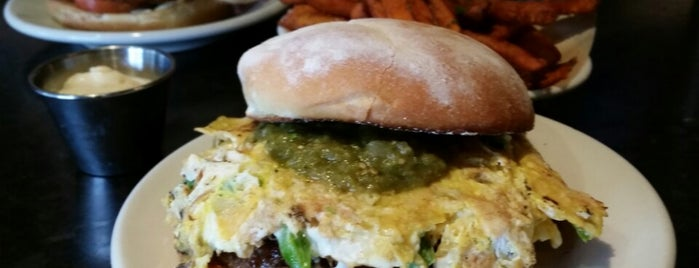 DMK Burger Bar is one of chicago food.