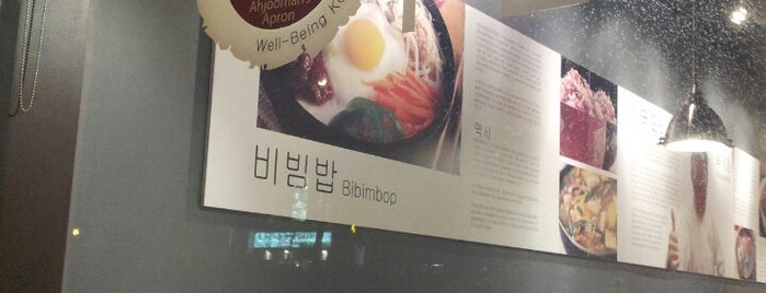 Ahjoomah's Apron is one of Restaurants To Try.