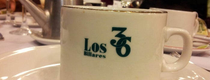Los 36 Billares is one of Quero ir BsAs.