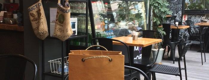 Purple Coffee is one of 'Özlem : понравившиеся места.