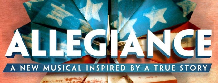 Allegiance - A New American Musical is one of Locais curtidos por David.