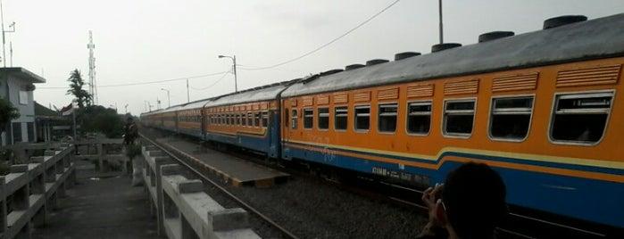 Stasiun Kandangan is one of Characteristic of Surabaya.