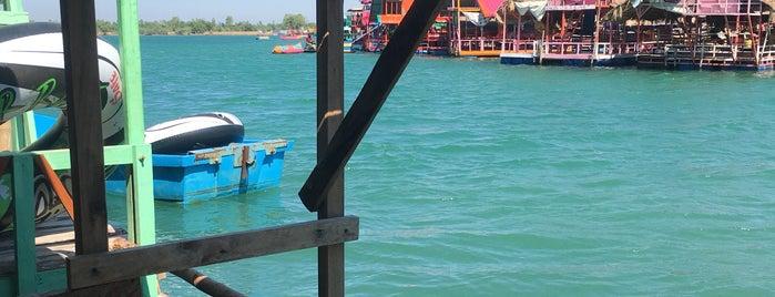 thunggula lake is one of Surin + Buri Rum.