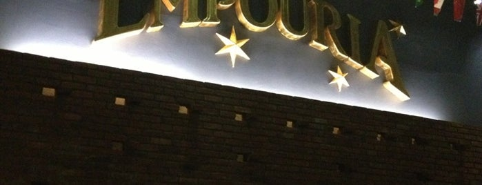 Empouria is one of Stpete to-do.