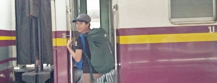 Hatyai Railway Station is one of Thailand.