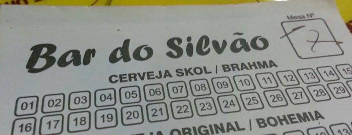 Bar Do Silvão is one of Tempat yang Disukai Bárbara.