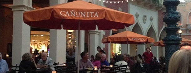 Cañonita is one of Restaurants.