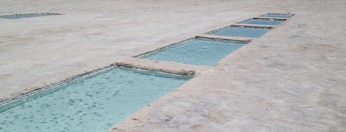 Salinas grandes is one of Argentina Vacation Ideas.