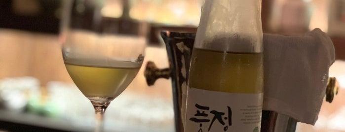 작 zac - 우리술 bar is one of wine bar.