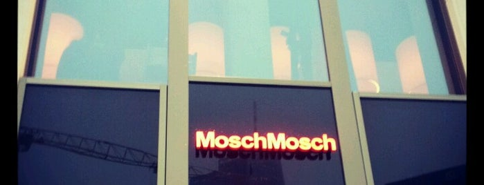 MoschMosch is one of Barometer Frankfurt 2014 - Teil 1.