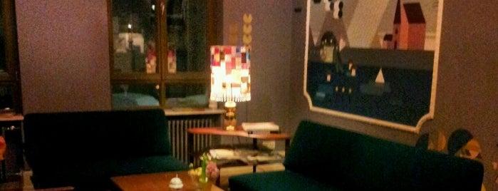 Lindenberg Hospitality Die Kunst des Wohnens is one of #myhints4frankfurt.