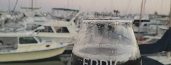 Eppig Brewing Waterfront Biergarten is one of San D'jeggo.