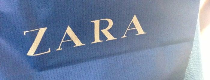 Zara is one of Orte, die R.Sema gefallen.