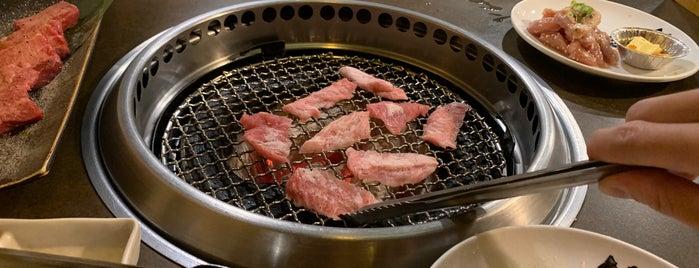 乾杯 Kanpai Yakiniku Restaurant is one of Taipei.