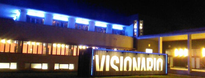 Visionario is one of #4sqCities #Udine - 30 Tips for travellers!.