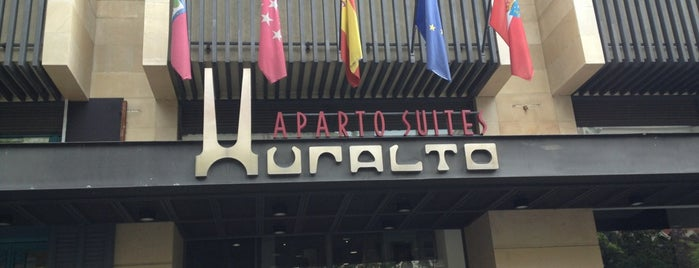 Muralto Aparto-Suites Hotel is one of Paolaさんのお気に入りスポット.