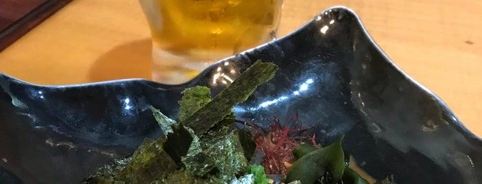 九州料理 もつ鍋 ながまさ is one of 大人が行きたいうまい店2 福岡.