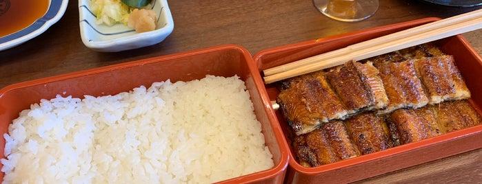 Yoshizuka Unagiya is one of Fukuoka Hit List.