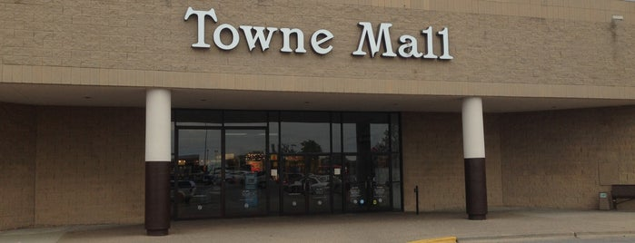 Towne Mall is one of Latonia's Liked Places.