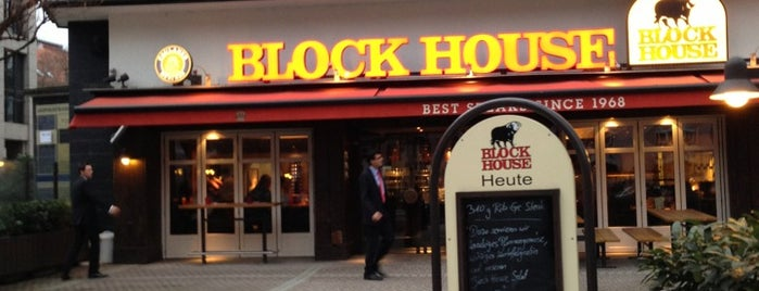 Block House is one of Lugares favoritos de Joao.