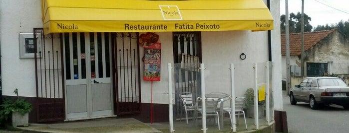Fatita Peixoto is one of Posti che sono piaciuti a Pedro.