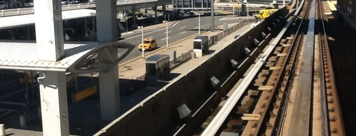 JFK AirTrain - Terminal 1 is one of NY.