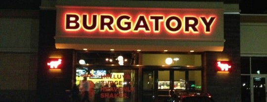 Burgatory is one of Galleries.