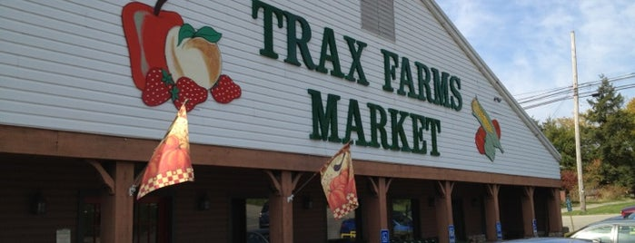 Trax Farms is one of Favorite place's.