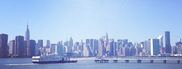 WNYC Transmitter Park is one of Williamsburg/Greenpoint for Anne Marie.