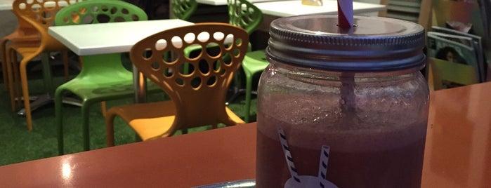 Portobello Juice Bar is one of Dustin 님이 좋아한 장소.