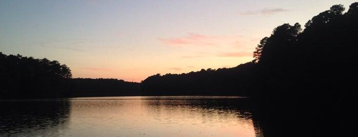 Lake Johnson is one of RDU Baton - Raleigh Favorites.