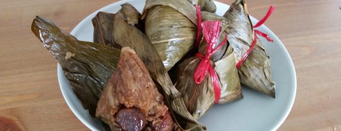Hiong Kee Dumpling is one of Tempat yang Disukai Torzin S.