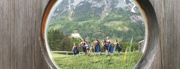 Sound Of Music Trail is one of Posti che sono piaciuti a Heidi.