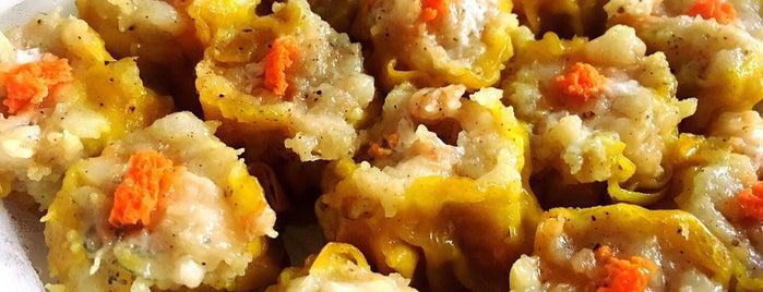 ชลอ-อุดม ขนมเปี๊ยะ ซาลาเปา ขนมจีบ is one of Tempat yang Disukai Torzin S.