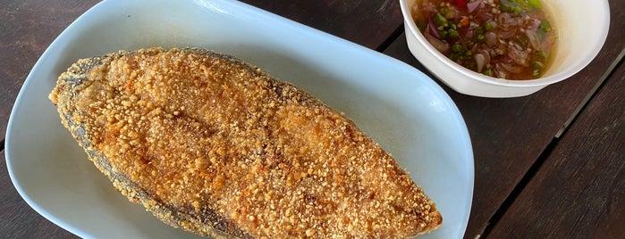 ร้านอาหารยายปวด is one of Torzin Sさんのお気に入りスポット.