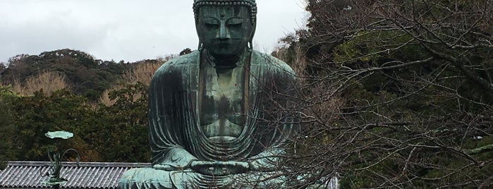 Great Buddha of Kamakura is one of Torzin S 님이 좋아한 장소.