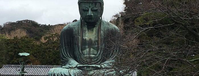 鎌倉大仏 is one of Torzin Sさんのお気に入りスポット.