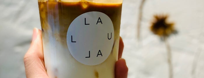 LALULA is one of 07_ตามรอย_coffee.