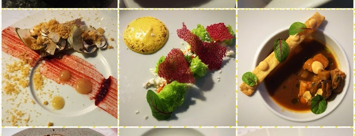 Gourmet restaurant  Le Jardin is one of Torzin Sさんのお気に入りスポット.