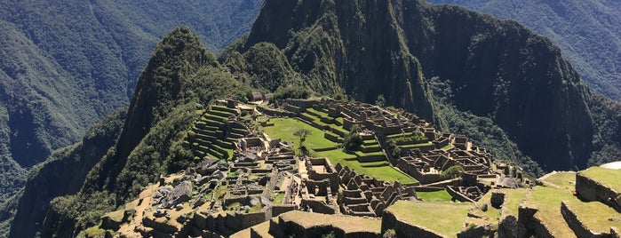 Machu Picchu is one of Orte, die Torzin S gefallen.