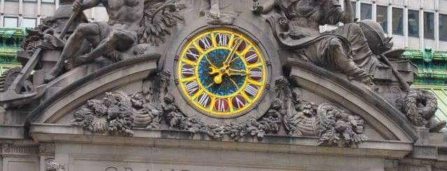 Grand Central Terminal Clock is one of สถานที่ที่ Torzin S ถูกใจ.