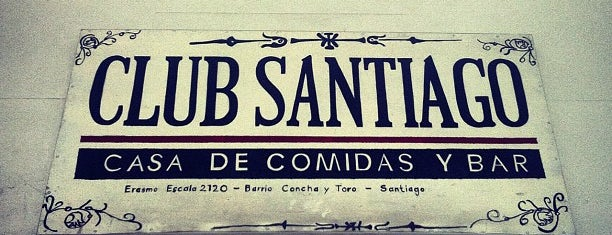 Club Santiago is one of Lugares favoritos de rafa.