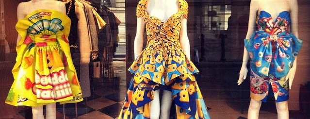 Moschino is one of Paris, FR.