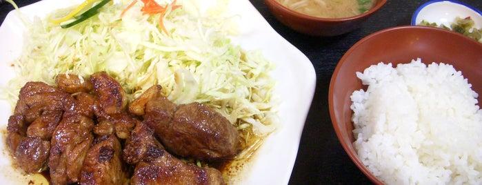 まつもとの來來憲 is one of Linda's favorite restaurants and bars in Mie.