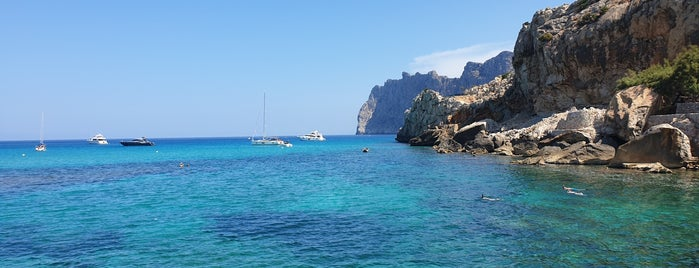 Cala Barques is one of Mallorca.