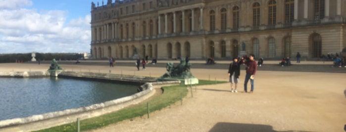 Jardins du Château de Versailles is one of Estelaさんの保存済みスポット.